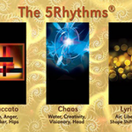 What are the 5Rhythms®?