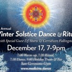 WINTER SOLSTICE RITUAL and DANCE JOURNEY