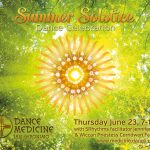 Save the date: 6th ANNUAL SUMMER SOLSTICE CELEBRATION